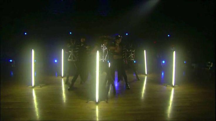 Jenna Dewan and Channing Tatum dancing part 1