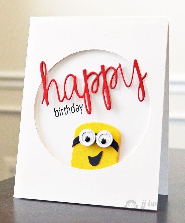 1000+ Ideas About Happy Birthday Minions On Pinterest
