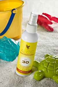 ALOE SUN SCREEN SPRAY-S