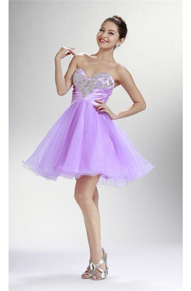 78  ideas about Lilac Prom Dresses on Pinterest