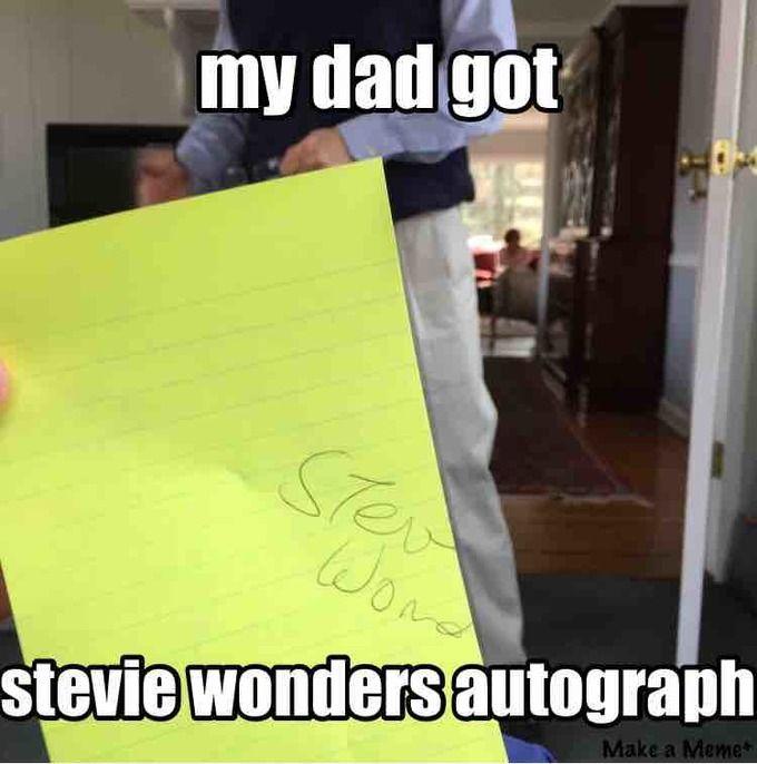 Stevie Wonders