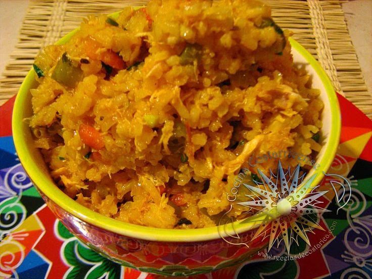 Una receta típica que se luce en la Provincia de Guanacaste, al norte de Costa Rica, pero que también se prepara en muchas otras regione...