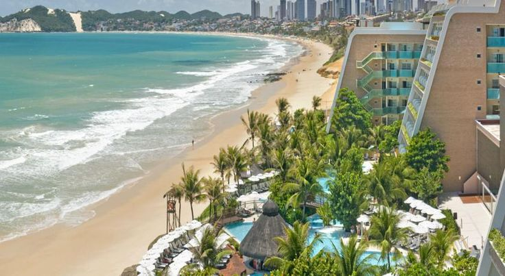 #Hotel Serhs Natal Grand #Resort is Located on Coastal Highway in Natal, 12 km from Augusto Severo Airport. The hotel has Zen Spa, a convention center, fitness center , shops, cyber cafe, and much more! Book now at http://www.hotelurbano.com.br/resort/hotel-serhs-natal-grand-resort/787 hurry up.