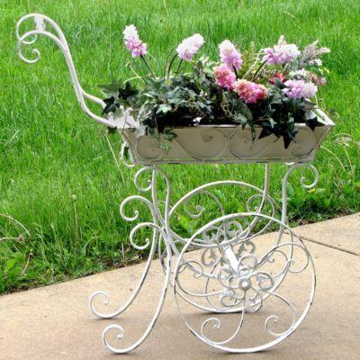 Flower Cart Plant Stand | Kirklands