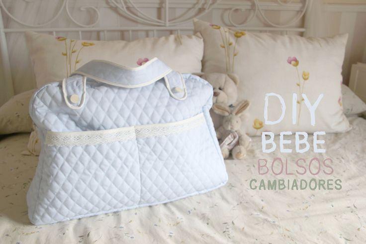 DIY Bebé: Cómo hacer una bolsa para pañales, los patrones o moldes están incluidos gratis. Despliega la descripción para obtener toda la información!!! Post ...