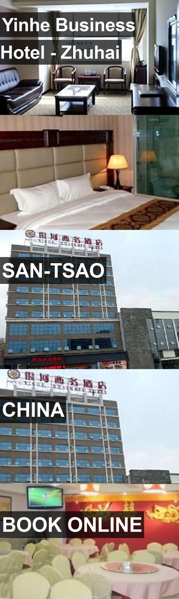 Yinhe Business Hotel - Zhuhai in San-tsao, China. For more information, photos, reviews and best prices please follow the link. #China #San-tsao #travel #vacation #hotel