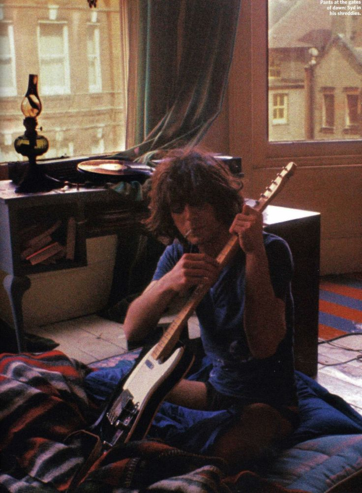 Syd Barrett, the legend