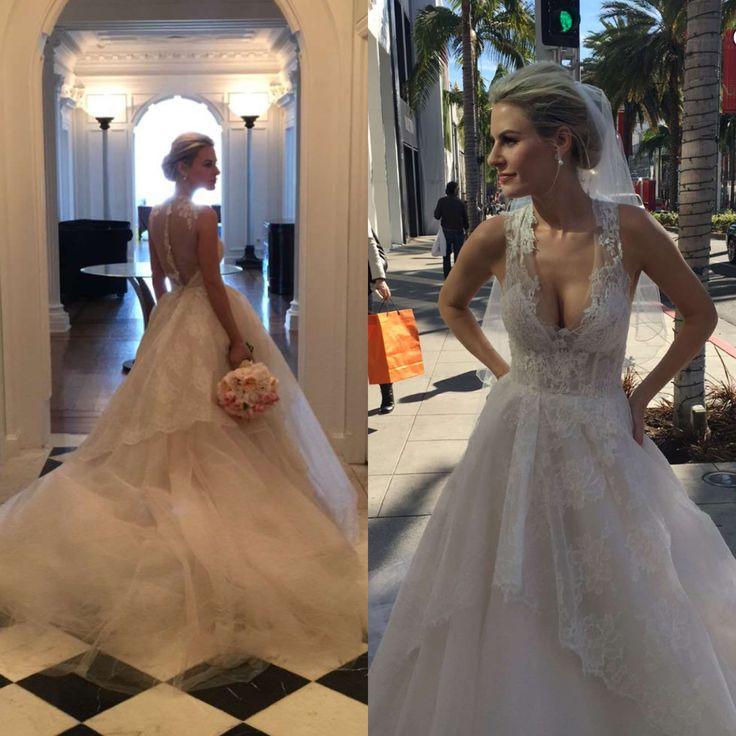 Morgan Stewart via Snapchat @bridesmag
