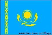 Kazakstan Flags geographic.org; kazakhstan flag; Flag of Kazakstan