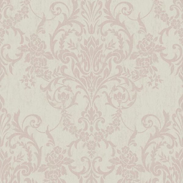 Graham Brown Venetian Damask Vinyl Strippable Roll Covers 56 Sq Ft 103030 The Home Depot Rose Gold Wallpaper Gold Removable Wallpaper Gold Wallpaper