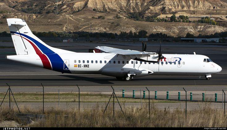 Photo of EC-MKE ATR 72-212A(500) by sas1965