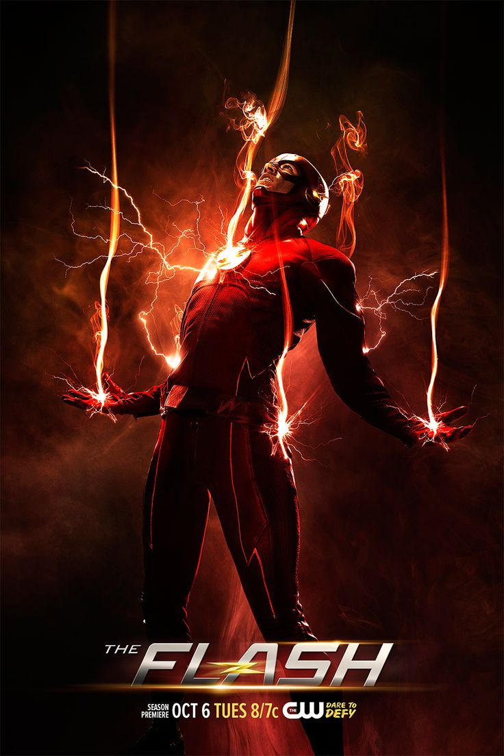 Think you know the Speed Force? You ain't seen nothin' yet! The new season of The Flash premieres Tuesday at 8/7c.
