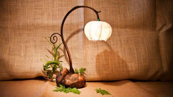 Flower bedroom light, Halmi flower