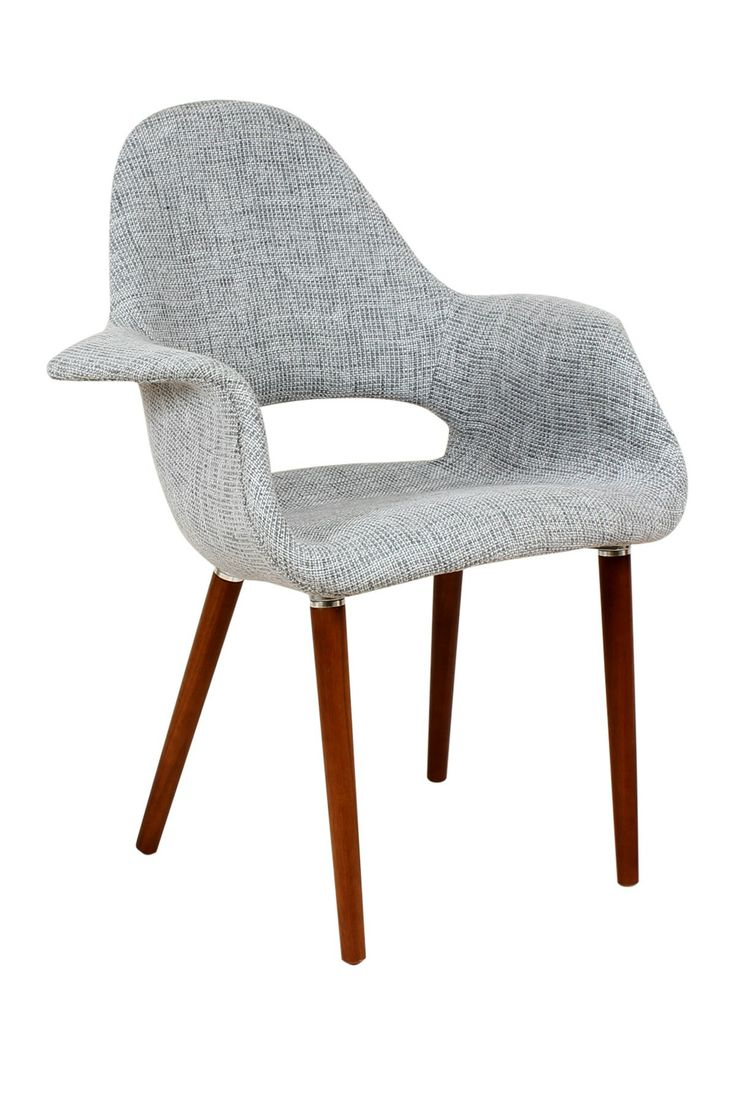 From my living room greenpoint works acapulco chair in leather meets - The Conversation Grey Chair