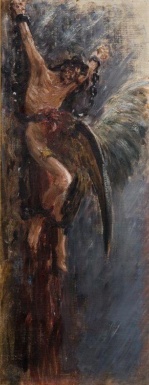 Prometheus - Ilya Repin
