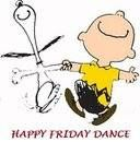 Anyone else doing the Happy Friday dance?