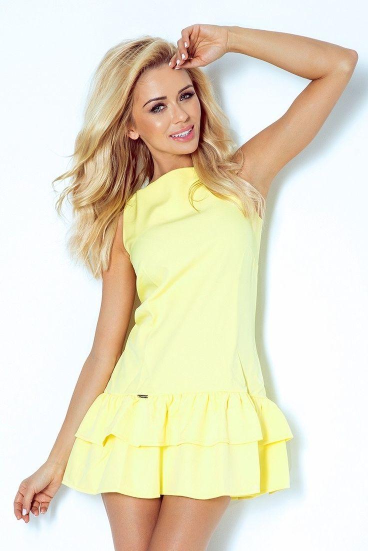 https://www.margery.pl/Sukienka-Model-113-1-Yellow-p6309  Zapraszam! :)