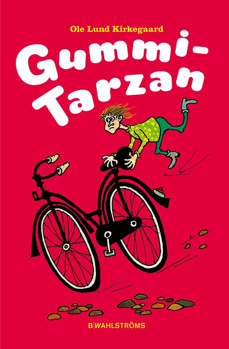 Gummi-Tarzan av Ole Lund Kirkegaard