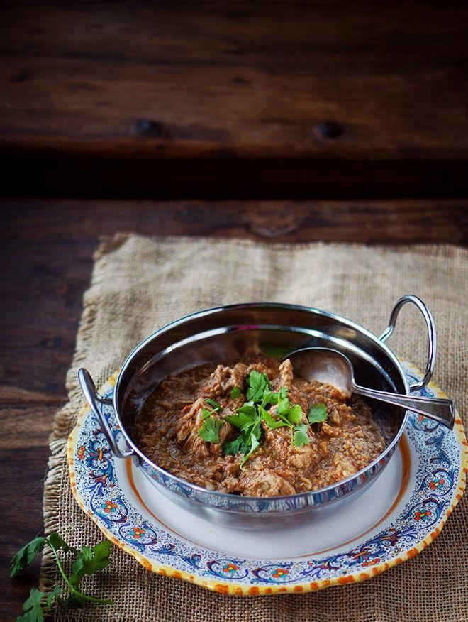Essayez notre recette facile de poulet indien aux noix de cajou!
