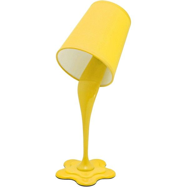 Hilarious! Woopsy Desk Lamp in multiple fun colors