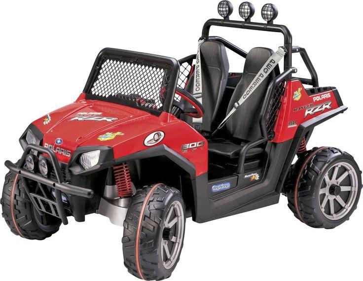 Gettington - Peg-Perego Polaris Ranger RZR 24V Ride-On
