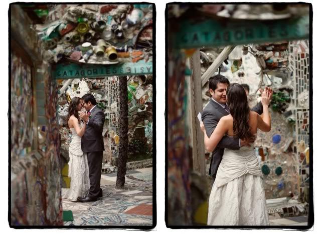Als Local Love Philly Pinterest Wedding Venues Philadelphia Magic Gardens And