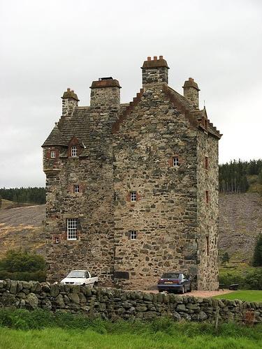 Forter Castle  http://www.fortercastle.com/