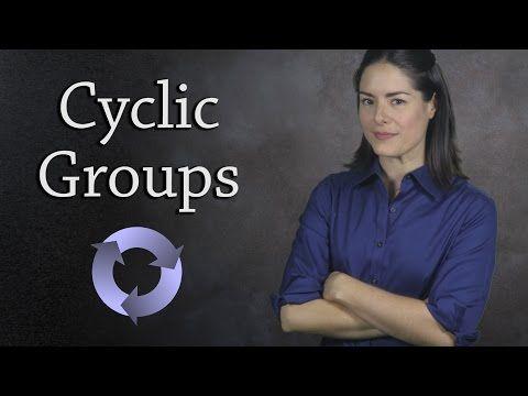 Group theory - Cyclic Group in hindi - YouTube