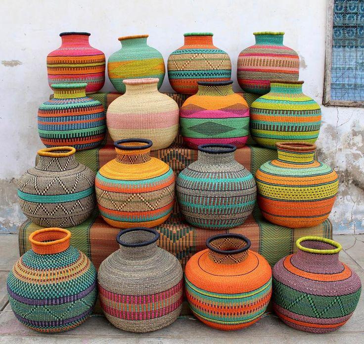 Baba Tree Baskets, Ghana