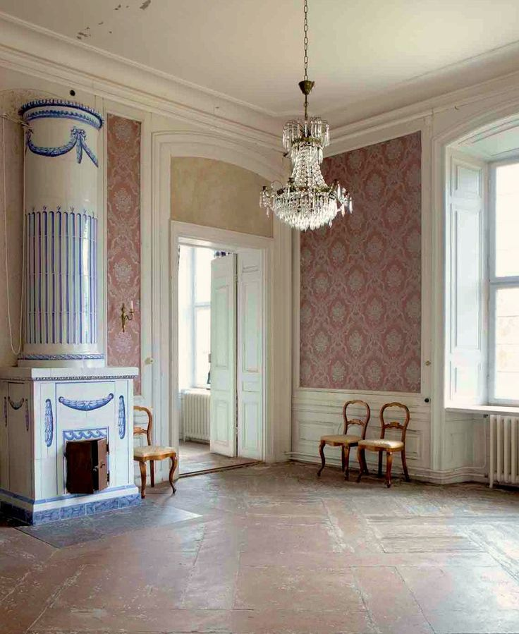 Swedish Design House 362 best inspiration for my next dolls house~ a swedish gustavian