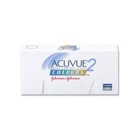 ACUVUE 2 COLOURS Enhancers  - soczewki kolorowe (6 szt.)
