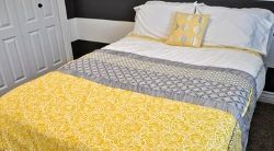 Full Size Duvet Cover | AllFreeSewing.com