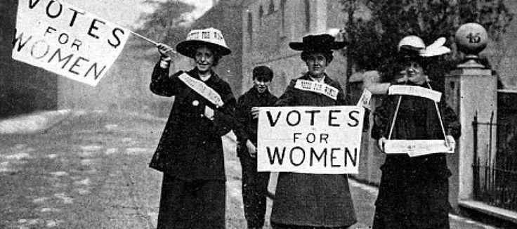 In Norvegia si riconosce il diritto di voto alle donne- 1907