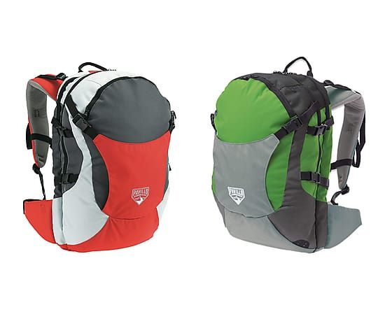 Set de 2 mochilas de montaña - 30L