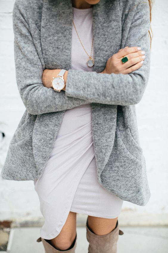 grey layers for fall