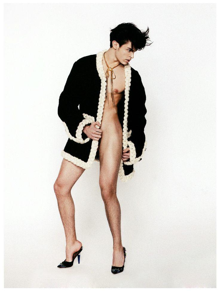 ▪️ Baptiste Giabiconi by Karl Lagerfeld 2009