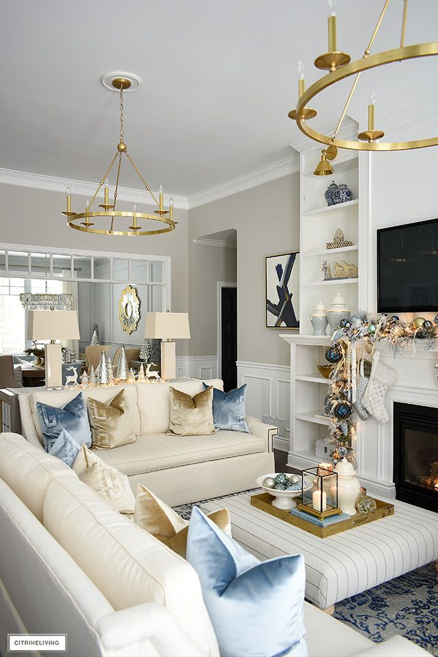 77 Baby Blue Living Room Decor 2021 If you want any kind ...