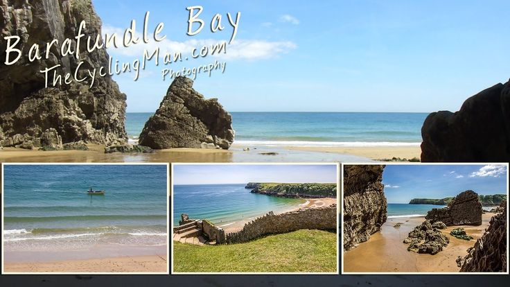 Relaxing Video of Barafundle Bay