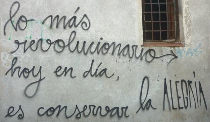 """Que nos quiten lo bailao"" #optimismo"