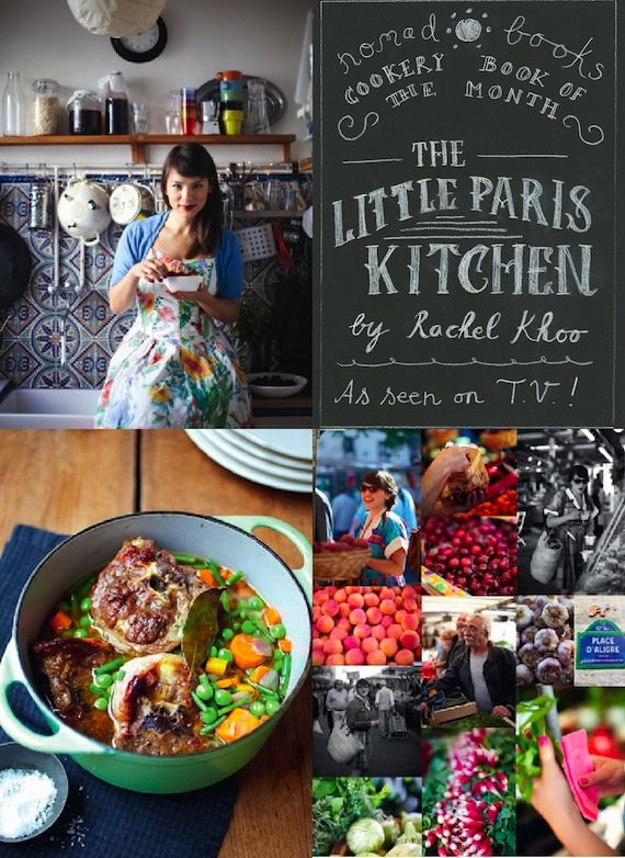 "Rachel Khoo, pura inspiración para mi alma parisina ""The little Paris Kitchen"" su nuevo libro"