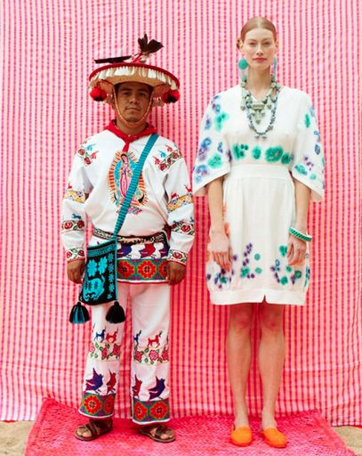 mexican chic style -