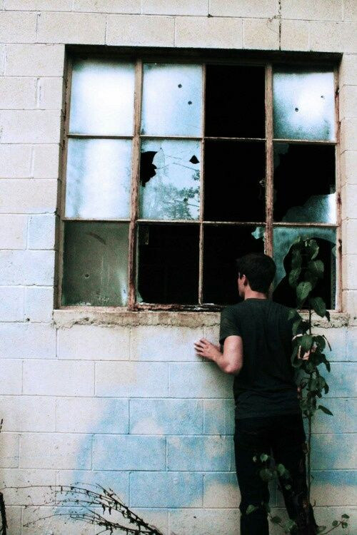 """Do you think we should go in?"", Drew asked peeking through the broken window. ""In the old, creepy, probably haunted factory, where they used to store god knows what?!"" She looked at him for a moment. ""Hell yeah."""