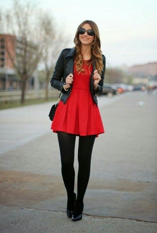 Sexy Little Red Dress!!!
