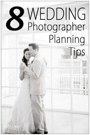 8 Wedding Photography Planning Tips to Rock the Day