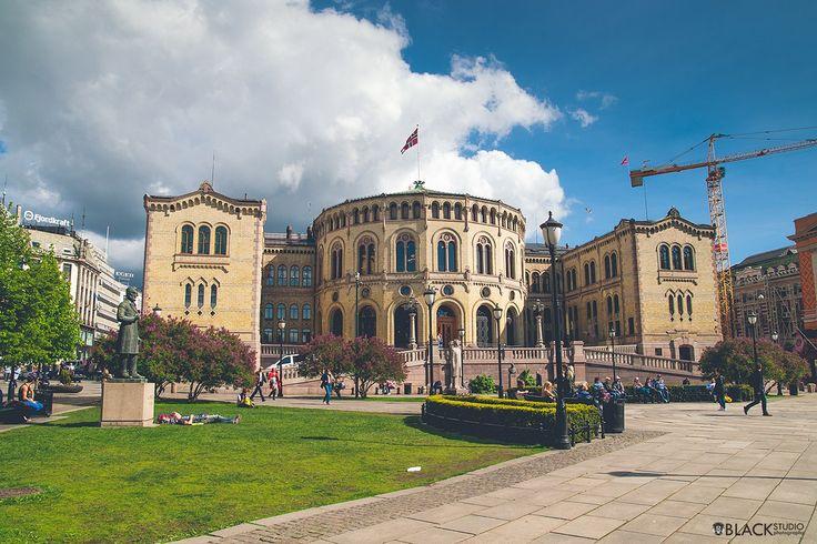 Oslo center, Norway www.BlackStudio.eu