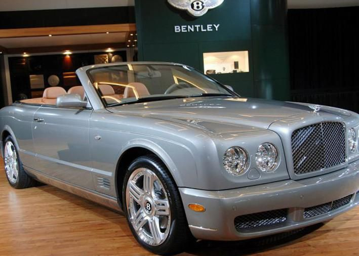 Azure T Bentley model - http://autotras.com
