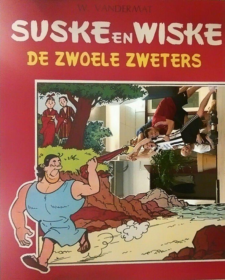 Albert Heijn komt met nieuwe spaaractie in samenwerking met sportclub t Xtra matje en remia frietsaus. Bij aankoop van 3 potten mayonaise de nieuwste Suske en Wiske gratis.