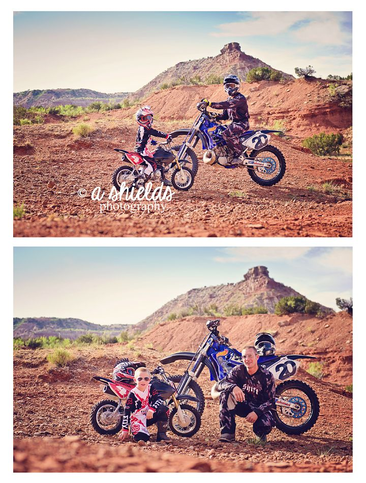Dirt Bikes | Motocross | Palo Duro Canyon | Portrait photographer | Amarillo Texas | photo by A Shields Photography