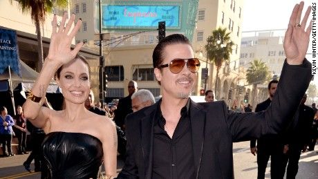 Brad and Angelina divorce: Don't play blame game (Opinion) - CNN.com