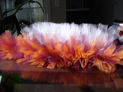 Anything Pretty: How-To: Make a TuTu